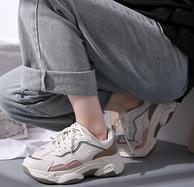 WARRIOR 回力 WXY-L238CAMP 女士运动休闲鞋