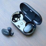11级降噪调节:BOSE QuietComfort Earbuds 真无线蓝牙降噪耳机