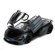 亚马逊销冠!速激外传同款,限今日:Jada 迈凯伦720S 1:24汽车模型
