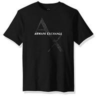 值哭!阿玛尼副牌:Emporio Armani 男士 经典棉质徽标T恤