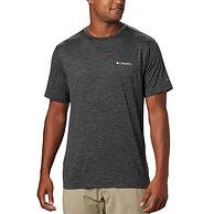 防晒UPF 50,加速快干:Columbia哥伦比亚 Tech Trail 男士 防晒速干T恤