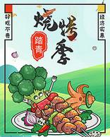 领券防身!京东生鲜烧烤季 牛羊禽蛋奶、海鲜水产、水果蔬菜等