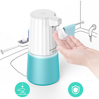 0.25秒极速出泡免接触:科耐普 第3代智能感应洗手机