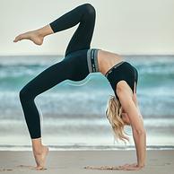 收腹提臀、运动健美!YPL 3D塑身Yoga瑜伽裤 79元包邮