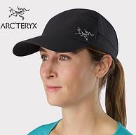 亚马逊销冠!21年新款,防水透气防晒:Arc'teryx始祖鸟 CALVUS 中性款软顶棒球帽 17151 L-XL码