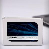 镁光原厂颗粒,2TB大容量 英睿达 MX500固态硬盘 SATA3.0接口