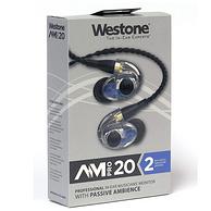 入门发烧级动铁:威士顿 UM Pro 20 双单元动铁 入耳式耳机