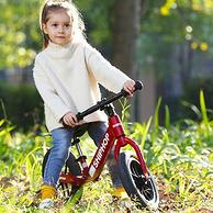 媲美400-500元款,充气胎:德国 Shiphop 儿童平衡滑步车