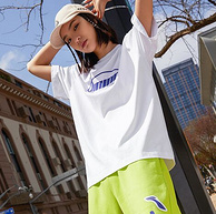 LI-NING 李宁 AHSQ412-3 中性运动T恤