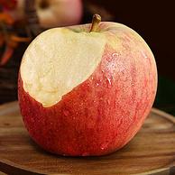 北京奥运会食材供应商:5斤 绿行者 山东红富士苹果 80~85mm