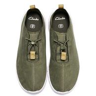 Clarks 其乐 Sprint Elite 男女童牛皮蜘蛛鞋