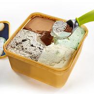 新西兰进口,宝宝孕妇都能吃:2L Much Moore玛琪摩尔 四合一冰淇淋