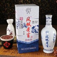 补券,中华老字号:500ml 凤城老窖 百年窖 50度浓香型粮食酒