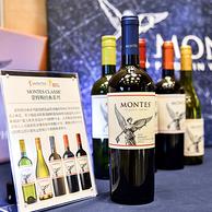 Montes 蒙特斯 经典系列 梅洛红葡萄酒 750mlx6瓶x2件