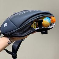 【售罄】极致做工、强缓震!日本 迪桑特 sports style 夏季男女运动胸包