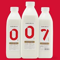 CLASSY·KISS 卡士 007家庭装酸奶 1kgx7件