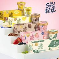 和路雪 轻优低脂系列冰淇淋 75gx12杯