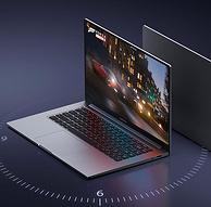 超窄全面屏,十代i7:Redmi红米 16.1英寸笔记本电脑RedmiBook 16