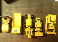 CAT 卡特彼勒 迷你工程车玩具5合1套装