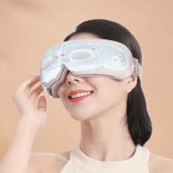 华为生态、热敷按摩、舒缓双眼:华为凯胜 KS-A3 智能眼部按摩仪