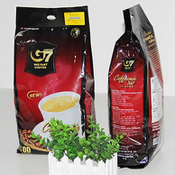 越南进口:100条 中原G7 原味三合一速溶咖啡 1600g