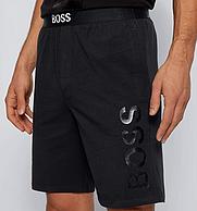 BOSS Hugo Boss 雨果博斯 Identity Shorts 男士家居短裤