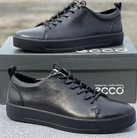 买手甄选团、极致舒适:ECCO爱步 柔酷8号 休闲板鞋