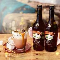 新低!猫超次日达,爱尔兰进口:700ml 百利 原味甜酒 利口酒