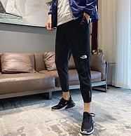 日本东丽面料、SPF30PA++:TNF 北面 男士九分裤