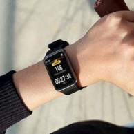 降93元!Huawei 华为 Watch Fit 智能手表(心率测量/GPS/5ATM级防水)