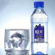 4.9分,0糖0热量:360mlx24瓶 恒大 无汽弱碱性柠檬味苏打水