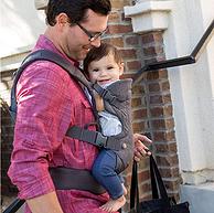 美亚畅销款,解放父母双手!Infantino 婴蒂诺 4合1多功能婴儿背带