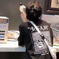 【售罄】高端国潮风 李宁 少不入川 文化联名T恤
