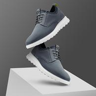 2021新款,ECCO 爱步 Cs20 Hybrid 男士真皮休闲鞋 633134