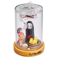 吉卜力工作室正版:Sekiguchi 千与千寻的神隐 人偶八音盒 13.5厘米