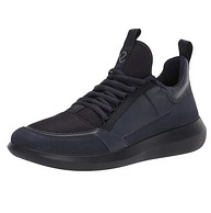 2021新款,ECCO 爱步 Scinapse 2.0 赛速2.0 男士真皮休闲运动鞋
