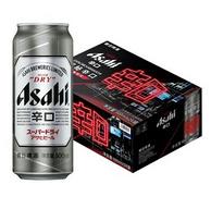 日本 朝日 ASAHI 超爽系列 11.2°P生啤 500mlx24罐