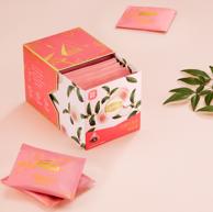 Lipton 立顿 白桃乌龙西柚茶 10包装