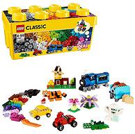 低过海淘!欧洲进口:LEGO乐高 经典创意拼砌系列 中号积木盒10696