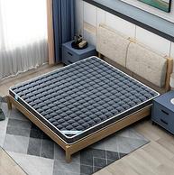 央视展播品牌,竹炭纤维+3e椰梦维:雅戈兰罗 天然椰棕竹炭床垫 1.5x2x0.6m