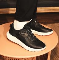ECCO 爱步 ST.1 Lite 适动轻巧系列 男士缓震休闲跑步鞋