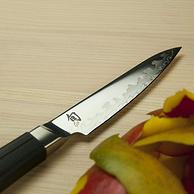 亚马逊销冠!贝印KAI旗下高端旬刀,Sora系列 3.5英寸多用途小刀VB0700