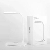 是充电器也是台灯,10W快充:HUAWEI华为 Gift 无线充电台灯
