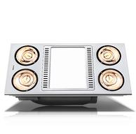 防爆灯暖、即开即热:奥普 暖魔盒系列 5512A