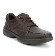 Clarks 其乐 Bradley Walk 男士系带牛津鞋皮鞋