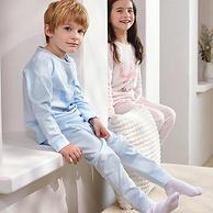 A类婴幼儿标准,100%高支精梳棉:Goodbaby好孩子 儿童内衣套装 秋衣秋裤