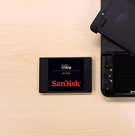 新低!64层3D NAND,读速560MB/s:4TB 闪迪 至尊高速系列 至尊3D进阶版 固态硬盘