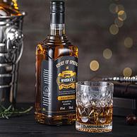 苏格兰进口,橡木桶陈酿:700mlx2瓶 克洛奇 40度威士忌酒