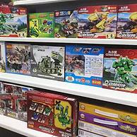 全新盒装玩具论斤卖!国产乐高玩具盲盒