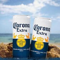 墨西哥原瓶进口:330mlx6罐 科罗娜 精酿特级小麦啤酒